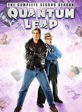 Quantum Leap - The Complete Second Season (Dvd, 2004, 3-Disc Set)