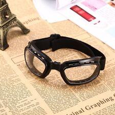 Foldable Vintage Motorcycle Glasses Windproof Eyewear Dustproof Goggles Vk