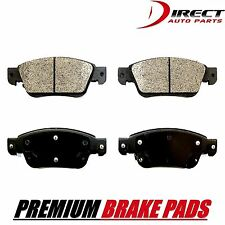 Front Brake Pads For Infiniti G35 07-08 G37 08-11 & 2013 Q60 14-15 MD1287