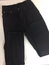 Jordache Woman's Jeans 11/12 Black