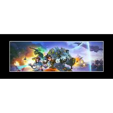 Overwatch 2 Welcome to Rio Limited Edition of 150 Art Print