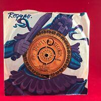 "BRUCE RUFFIN Rain 1971 UK 7"" vinyl single EXCELLENT CONDIT The Pyramids Geronimo"