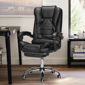 Massage Executive Office Chair Gaming Chair Swivel Recliner Chair Computer Desk