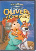 Walt Disney DVD: OLIVER & COMPANY - ITA PAL Ologramma rettangolare Z3 DV0052