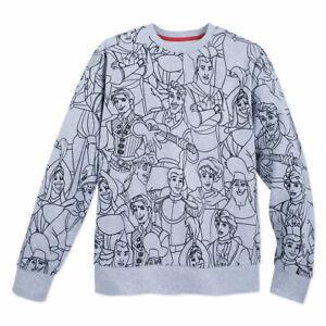 Oh My Disney Prince Sweater SIZE 2X NEW