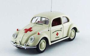 Volkswagen VW Beetle Medical Deutsches 1955 1:43 Model RIO4457 RIO