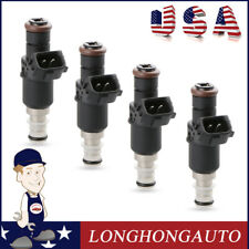 Pack 4 Fuel Injectors For Honda 03-07 Accord 05-09 CR-V 03-11 Element  I4 2.4L