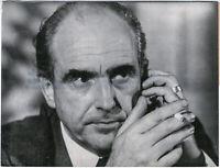 Andreas Georgiou Papandreou, Original Presse-Photo von 1970