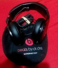 Beats by Dr. Dre Pro DETOX Limited Edition Headphones Black / Rare Black Pro Bag