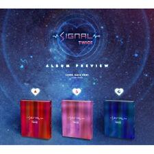 Twice [Signal] 4th Mini Album Ran. Ver. CD+Book+Card