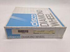 DISCO DRSE0020 GRIND WHEEL INFEED CREEP DIAMOND GRINDING WHEEL RS-05-2-30/40 100