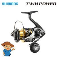 Shimano TWIN POWER 4000PG fishing spinning reel 2020 model
