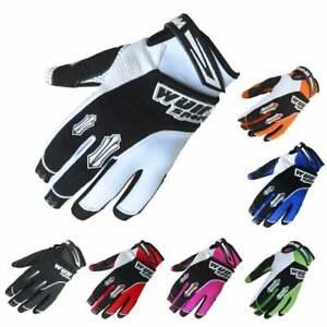 Wulfsport Youth Kids Childrens Stratos Motocross MX Quad Motor Bike Gloves