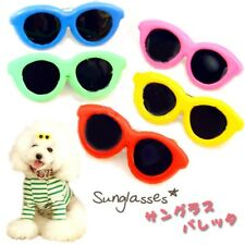 Lovely Dog Pet Practical Hair Bow Clips Doggie Boutique Sunglasses Pet Grooming