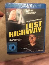 Lost Highway (Blu-ray Disc, 2012)