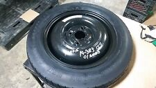 98 99 00 01 02 HONDA ACCORD SPARE TIRE WHEEL 4 LUGS 4 CYLINDERS 135/90/15