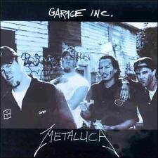 Metallica: Garage Inc. CD (More CDs in my eBay Store)