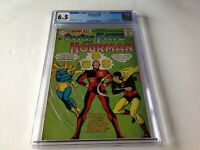 SHOWCASE 56 CGC 6.5 DOCTOR FATE HOURMAN 1ST SA PSYCHO PIRATE DC COMICS