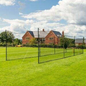 Backyard Cricket Practice Net Sports Barrier Netting Cricket Cage Without Roof