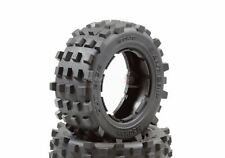 Mad Max Giant Grip Tyres - Rear Pair For KM X2 & Losi 5ive 1/5th RC