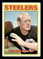 Terry Bradshaw Card 1972 Topps #150