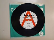 "EARL ROYCE & THE OLYMPICS: Que Sera-I Really Do-U.K. 7"" 64 Columbia DB 7433 Demo"