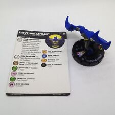 Heroclix DC Elseworlds set The Flying Batman #037 Super Rare figure w/card!