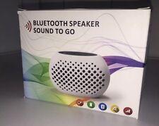 Wireless Tragbarer Bluetooth Lautsprecher Speaker Sound To Go - USB - NEU/OVP -
