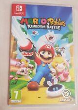 Mario + Rabbids Reino batalla (Nintendo Switch, 2017)