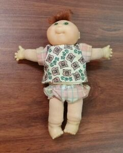 MATTEL ORIGINAL DOLL CPK CABBAGE PATCH FIRST EDITION 1995 12cm tall.