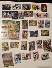 PANINI Disney FULL SET OF 276x MICKEY MOUSE 90 Years Stickers Story & FREE ALBUM