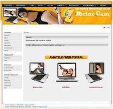 Erotik-/ Sex-/ Amateur-Portal V4 - PHP-Script - Bilder, Chat, Videos, Cam......