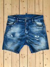 Dsquared Jeans Short Gr. 44 Mod. S71MU0317 Shorts Kurze Hose