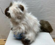 "New Webkinz Himalayan Furry Cat Hm165 8"" Plush Stuffed Animal Sealed Code Tag"