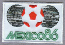 1986 13th FIFA World Cup Mexico Football Soccer Patch