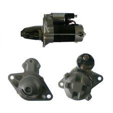 SUBARU Forester 2.0i (SG) Starter Motor 2002-2008 - 17411UK