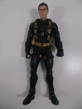 """Dc Batman Begins Movie Masters Bruce Wayne Survival Suit 6"""" Action Figure"""