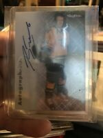 2012-13 Fleer Retro Hockey Nashville Predators Ryan Ellis Autographics Auto