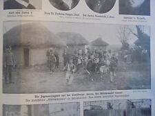 1916 die Woche 6 / Zigeuner in Serbien