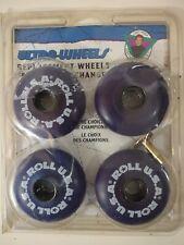 Ultra Wheels Wayne Gretzky Purple Inline Hockey Skate Replacement Wheels NOS