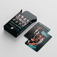 54pcs Set Kpop TREASURE Lomo Card Asahi Yoshi Collective Lomocards Photocard