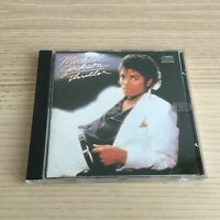 Michael Jackson _ Thriller _ CD Album _ 1988 Epic EK38112 USA / Japan _ RARE