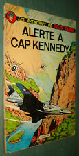 BUCK DANNY 32 : Alerte à Cap Kennedy - Hubinon Charlier - EO Dupuis 1965
