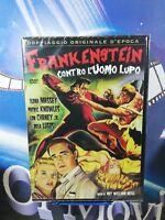 FRANKENSTEIN CONTRO L'UOMO LUPO  DVD*&R*nuovo