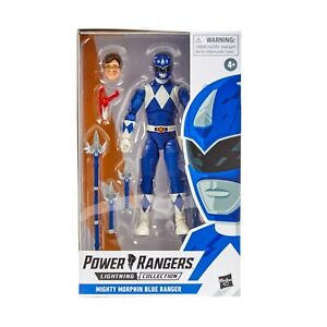 POWER RANGERS Lightning Collection Blue wave 5 Mighty Morphin NEW