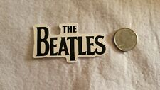 Black and White Beatles Sticker Decal