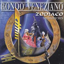 RONDO VENEZIANO - CD - ZODIACO - STERNZEICHEN