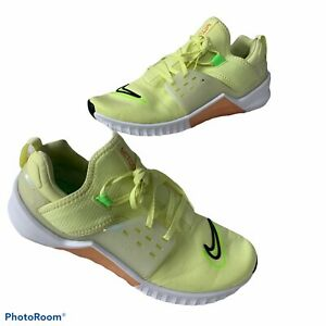 Women's Nike Free Metcon 2 AMP Cross Training Luminous Green #CI1753-301 Sz 11.5