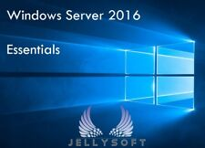 Microsoft Windows Server 2016 Essentials ✔ PayPal ✔ Bis 25 User ✔ Vollversion ✔