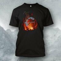 OFFICIAL LICENSED - ELUVEITIE - FIRE T SHIRT FOLK METAL